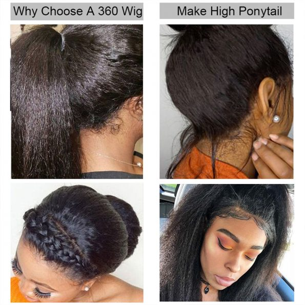 360 kinky straight wig 1