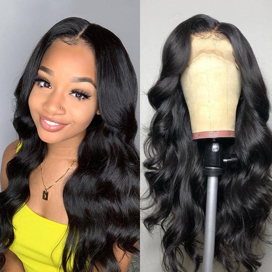 13×6 body wave wig