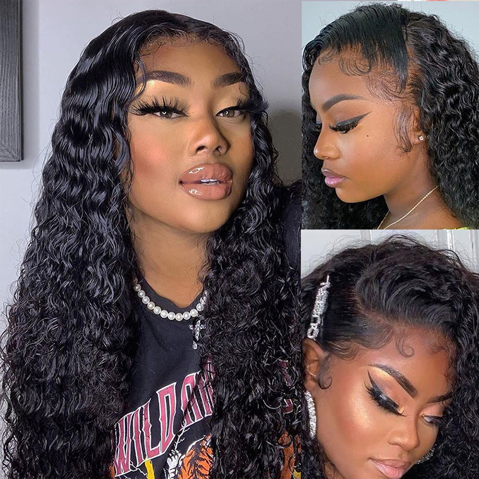 deep HD 13×4 lace front wig (1)