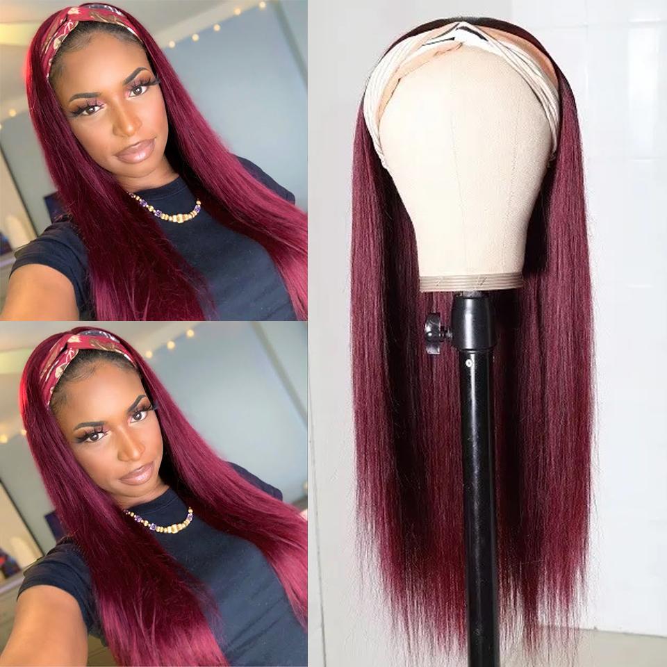 99J straight headband wig (1)