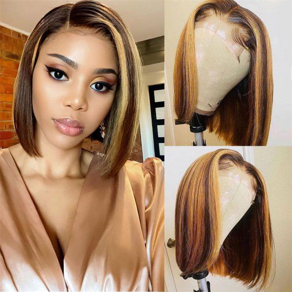 427 mix color bob wig (2)