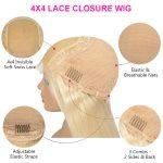 613 body wave wig 4×4