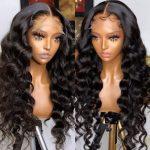 loose deep wave wig 5