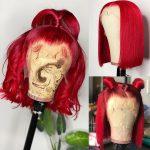 red bob wig (4)
