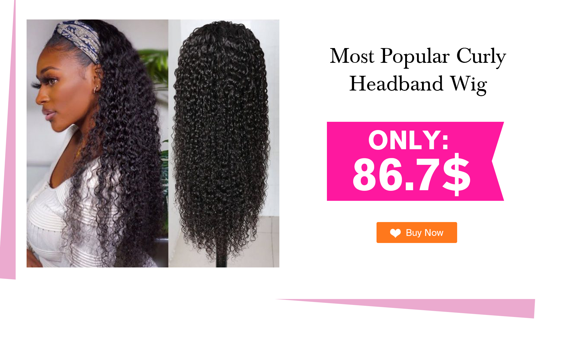 curly_heanband_wig